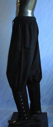 Pantalon Viking (Noir)