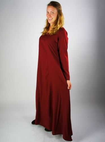 Robe Simple (Rouge)