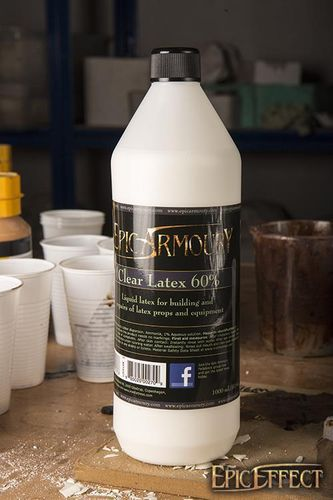 Latex - Clear - 1000ml